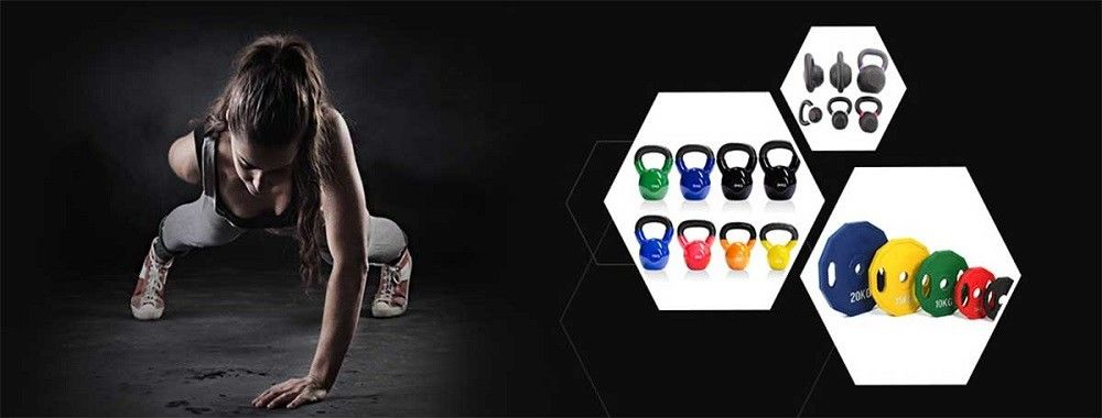China best Fitness Equipment Kettlebells on sales