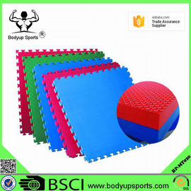 100cm*100cm*1.2cm Interlocking Floor Mats , EVA Puzzle Mat Anti Bacteria Type